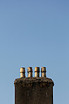 A Chimney in Galway, County Galway, Ireland on Monday, June 24th 2013. (Photo by Brian Garfinkel)