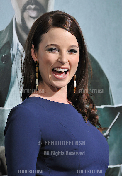 "Rachel Nichols at the Los Angeles premiere of her movie ""Alex Cross"" at the Cinerama Dome, Hollywood..October 15, 2012  Los Angeles, CA.Picture: Paul Smith / Featureflash"