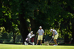 30 MAY 2016:  The Division I Men's Golf Championship is held at the Eugene Country Club in Eugene, OR.  Smith shot a -13 for the individual national title.  Steve Nowland/NCAA Photos