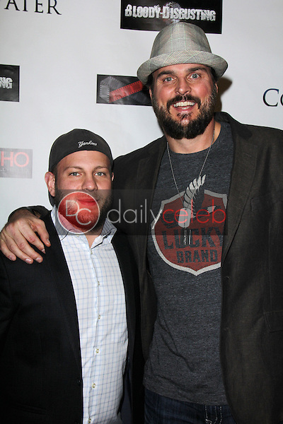 Chris Kanik, Keith Mitchell<br />