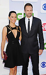 BEVERLY HILLS, CA - JULY 29: Lucy Liu and Jonny Lee Miller  arrive at the CBS, Showtime and The CW 2012 TCA summer tour party at 9900 Wilshire Blvd on July 29, 2012 in Beverly Hills, California.