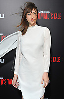www.acepixs.com<br /> <br /> April 25 2017, LA<br /> <br /> Violett Beane arriving at the premiere of  'The Handmaid's Tale' at the ArcLight Cinemas Cinerama Dome on April 25, 2017 in Hollywood, California.<br /> <br /> By Line: Peter West/ACE Pictures<br /> <br /> <br /> ACE Pictures Inc<br /> Tel: 6467670430<br /> Email: info@acepixs.com<br /> www.acepixs.com