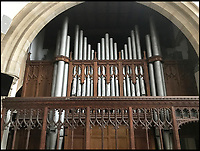 Parishioners pipe up to save their church organ.