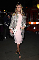 Donna Air attends the Rodial Beautiful Awards 2014 at St Martin's Lane Hotel in London. 10/03/14 Picture by: Jim Pearson / Featureflash