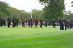 Team USA during Practice Day at the 2006 Ryder Cup at The K Club 20th September 2006..Photo: Eoin Clarke/Newsfile.