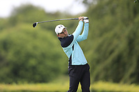 Keith Eagan (Carton House) during the first round at the Mullingar Scratch Trophy, the last event in the Bridgestone order of merit Mullingar Golf Club, Mullingar, West Meath, Ireland. 10/08/2019.<br /> Picture Fran Caffrey / Golffile.ie<br /> <br /> All photo usage must carry mandatory copyright credit (© Golffile | Fran Caffrey)