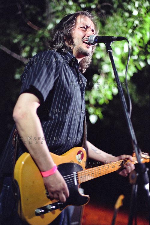 Cesare Basile live @ MIAMI festival, Segrate (Milano - Milan)