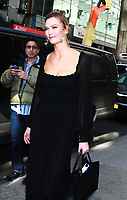 March 13, 2019  Karlie Kloss at Today Show  to talk about new season of Project Runaway in New York March 13, 2019  Credit:RW/MediaPunch<br /> CAP/MPI/RW<br /> &copy;RW/MPI/Capital Pictures