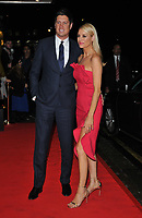 Vernon Kay and Tess Daly at the BAFTAs fundraising gala dinner & auction, The savoy Hotel, The Strand, London, England, UK, on Friday 08th February 2019.<br /> CAP/CAN<br /> ©CAN/Capital Pictures