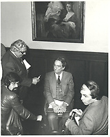 Claude Ryan  en 1978 (date exacte inconnue)<br /> <br /> <br /> <br /> PHOTO :  Agence Quebec Presse