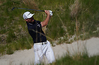 Jimmy Walker (USA) on the 18th fairway during the 3rd round at the PGA Championship 2019, Beth Page Black, New York, USA. 19/05/2019.<br /> Picture Fran Caffrey / Golffile.ie<br /> <br /> All photo usage must carry mandatory copyright credit (© Golffile | Fran Caffrey)
