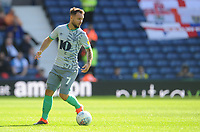 Blackburn Rovers' Adam Armstrong<br /> <br /> Photographer Kevin Barnes/CameraSport<br /> <br /> The EFL Sky Bet Championship - West Bromwich Albion v Blackburn Rovers - Saturday 31st August 2019 - The Hawthorns - West Bromwich<br /> <br /> World Copyright © 2019 CameraSport. All rights reserved. 43 Linden Ave. Countesthorpe. Leicester. England. LE8 5PG - Tel: +44 (0) 116 277 4147 - admin@camerasport.com - www.camerasport.com