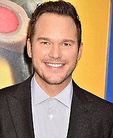 WESTWOOD, CA - FEBRUARY 02: Chris Pratt attends the Premiere Of Warner Bros. Pictures' 'The Lego Movie 2: The Second Part' at Regency Village Theatre on February 2, 2019 in Westwood, California.<br /> CAP/ROT/TM<br /> &copy;TM/ROT/Capital Pictures