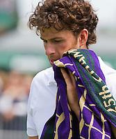 21-06-11, Tennis, England, Wimbledon, Robin Haase