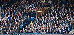 14.09.2019 Rangers v Livingston: Rangers directors box
