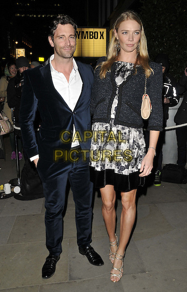 LONDON, ENGLAND - MARCH 10: David Blakeley &amp; Jodie Kidd attend the Rodial Beautiful Awards 2014, St Martin's Lane Hotel, St Martin's Lane, on Monday March 10, 2014 in London, England, UK.<br /> CAP/CAN<br /> &copy;Can Nguyen/Capital Pictures