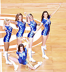 Prokom cheerleaders was the official 2011 final four efes dance squad