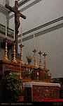 High Altar Basilica di San Lorenzo Florence