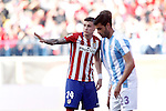 Atletico de Madrid's Jose Maria Gimenez during La Liga match. April 23,2016. (ALTERPHOTOS/Acero)