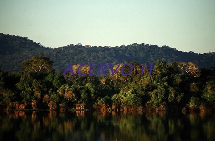 margens do rio Guaporé - Rondônia
