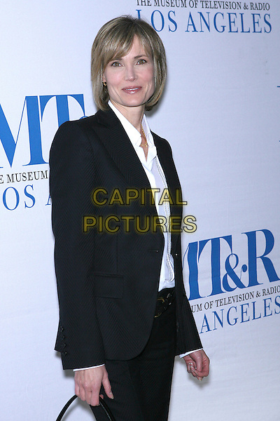 WILLOW BAY.Launch party for the second year of MTR?s She Made It: Women Creating Television and Radio - Arrivals held at the Museum of Television & Radio, Beverly Hills, California, USA..December 5th, 2006.half length black jacket.CAP/ADM/ZL.©Zach Lipp/AdMedia/Capital Pictures