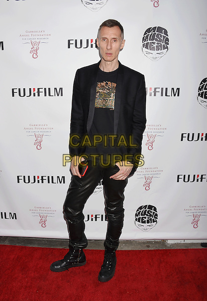 LOS ANGELES, CA - MAY 19: Photographer Markus Klinko attends Markus Klinko Presents his 'Bowie Unseen' Exhibition at Mr. Musichead Gallery on May 19, 2016 in Los Angeles, California.<br /> CAP/ROT/TM<br /> &copy;TM/ROT/Capital Pictures