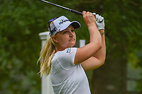Anna Nordqvist (SWE) watches her tee shot on 11 during round 1 of the U.S. Women's Open Championship, Shoal Creek Country Club, at Birmingham, Alabama, USA. 5/31/2018.<br /> Picture: Golffile   Ken Murray<br /> <br /> All photo usage must carry mandatory copyright credit (© Golffile   Ken Murray)