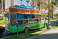 New Delhi Express, Gourmet Food Truck,  Los Angeles CA