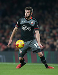 Southampton's Sam McQueen in action during the EFL Cup match at the Emirates Stadium, London. Picture date October 30th, 2016 Pic David Klein/Sportimage