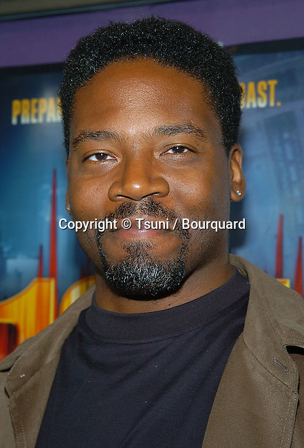 "Jonathan Adams (American Dreams) arriving at the "" 10.5 "" Premiere at the Laemme's Monica Theatre in Los Angeles. April 28, 2004."