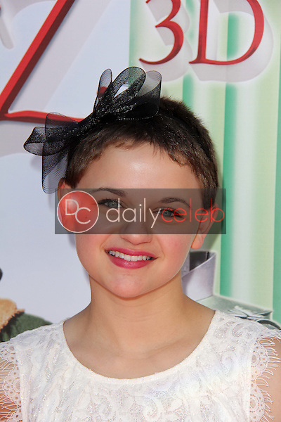 Joey King<br />