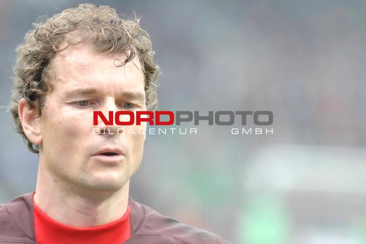 FBL 2008/2009 24. Spieltag Rueckrunde<br />  Werder Bremen - VFB Stuttgart<br /> <br /> Jens Lehmann (Schaefer) (VFB #1)<br /> <br /> Foto &copy; nph (nordphoto )