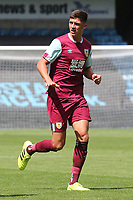 Bobby Thomas of Burnley FC during Millwall Under-23 vs Burnley Under-23, Professional Development League Football at The Den on 9th August 2019