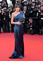 "CANNES, FRANCE. May 15, 2019: Carla Bruni at the gala premiere for ""Les Miserables"" at the Festival de Cannes.<br /> Picture: Paul Smith / Featureflash"