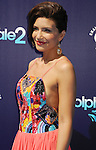 WESTWOOD, CA- SEPTEMBER 07: Actress Juliana Harkavy arrives at the Los Angeles premiere of 'Dolphin Tale 2' at Regency Village Theatre on September 7, 2014 in Westwood, California.