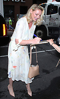JUL 12 Katherine Heigl Seen at Today Show
