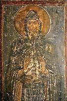 Agios Dimitrios church,fresco,wall-paintings,Thessaloniki,Macedonia,Greece