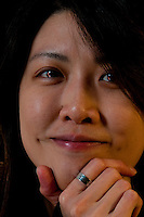 Asian female portrait