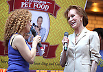 Bernadette Peters & Mary Tyler Moore.attending the Presentation for Broadway Barks Lucky 13th Annual Adopt-a-thon  in New York City.