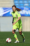 Yuri Kawamura (JPN), <br /> MARCH 6, 2015 - Football / Soccer : <br /> Algarve Women's Football Cup 2015 Group C match <br /> between Japan 3-0 Portugal <br /> at Algarve Stadium in Faro, Portugal. <br /> (Photo by YUTAKA/AFLO SPORT)[1040]