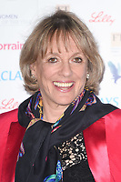 Esther Rantzen<br /> arriving for the Women of the Year Awards 2018 and the Hotel Intercontinental London<br /> <br /> ©Ash Knotek  D3443  15/10/2018