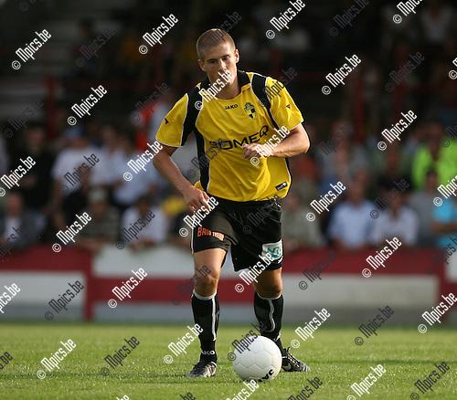 2008-07-26 / Voetbal / Archief 2008-2009 / K. Lierse S.K. / Frederic Frans..Foto: Maarten Straetemans (SMB)