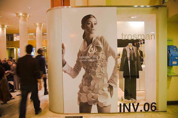 Trosman Botique in the Patio Bullrich shopping mall