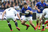 Cyril BAILLE of France during the Six Nations match Tournament between France and England at Stade de France on February 2, 2020 in Paris, France. (Photo by Sandra Ruhaut/Icon Sport) - Stade de France - Paris (France)