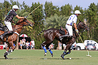 WELLINGTON, FL - APRIL 15:  Two broken mallets. Scenes from the $100,000 World Cup Final, at the Grand Champions Polo Club, on April 15, 2017 in Wellington, Florida. (Photo by Liz Lamont/Eclipse Sportswire/Getty Images)