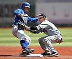 WNC baseball vs CNCC 040612