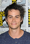 Dylan O'Brien arriving at the Teen Wolf Panel at Comic-Con 2014  at the Hilton Bayfront Hotel in San Diego, Ca. July 25, 2014.