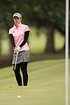 Golfer Tiranan Yoopan of Thailand during the 2017 Hong Kong Ladies Open on June 10, 2017 in Hong Kong, China. Photo by Marcio Rodrigo Machado / Power Sport Images