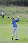Day two of the Irish PGA championship at Seapoint Golf Club, Brian McElhinney, Team Ireland...Picture Jenny Matthews/Newsfile.ie