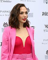 "PALM SPRINGS - JAN 3:  Gal Gadot at the PSIFF Creative Impact Awards & ""10 Directors to Watch"" at Parker Palm Springs on January 3, 2018 in Palm Springs, CA"